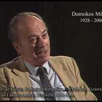90 évvel ezelőtt született Domokos Mátyás irodalomtörténész, irodalomkritikus, szerkesztő, könyvtáros