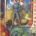 A sárkányölő – aki április régi magyar nevét is adta