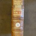 Miért ajándékozott egy különleges régi könyvet az ÁVH az Országos Széchényi Könyvtárnak?