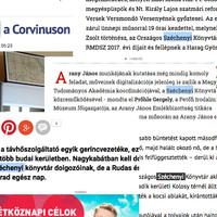 """Széchényi Ferenc, a nemzeti könyvtár alapítója két """"hosszú é""""-vel írta a nevét"""