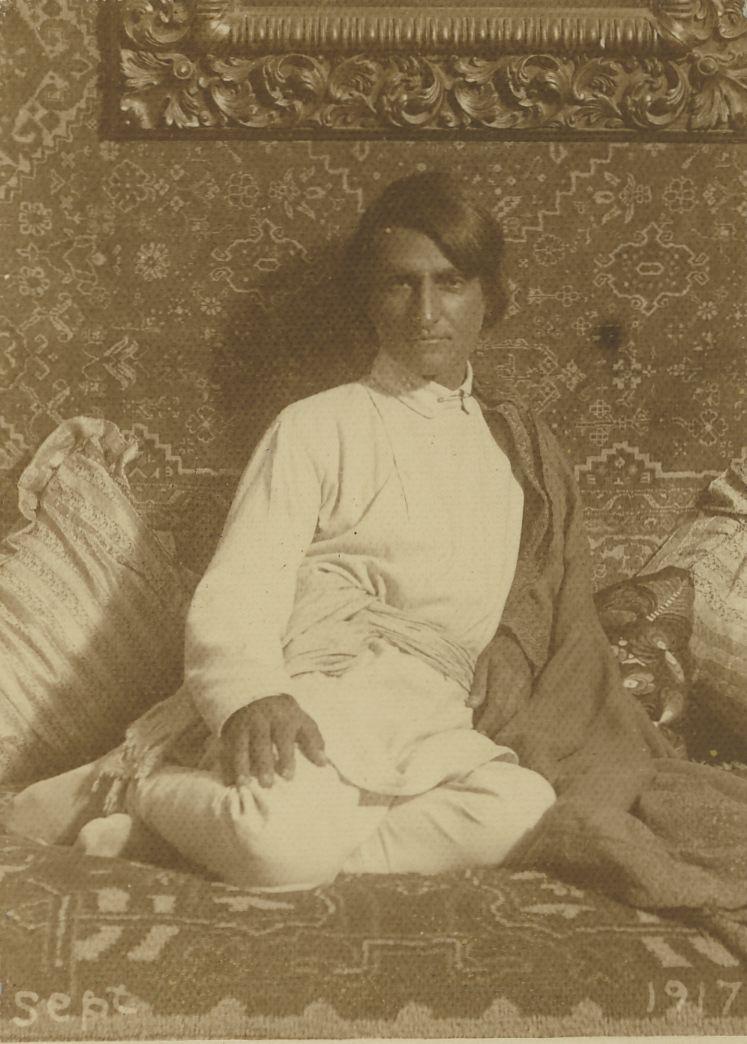 Umrao Singh Sher-Gil. Dunaharaszti, 1917. szeptember – Kézirattár