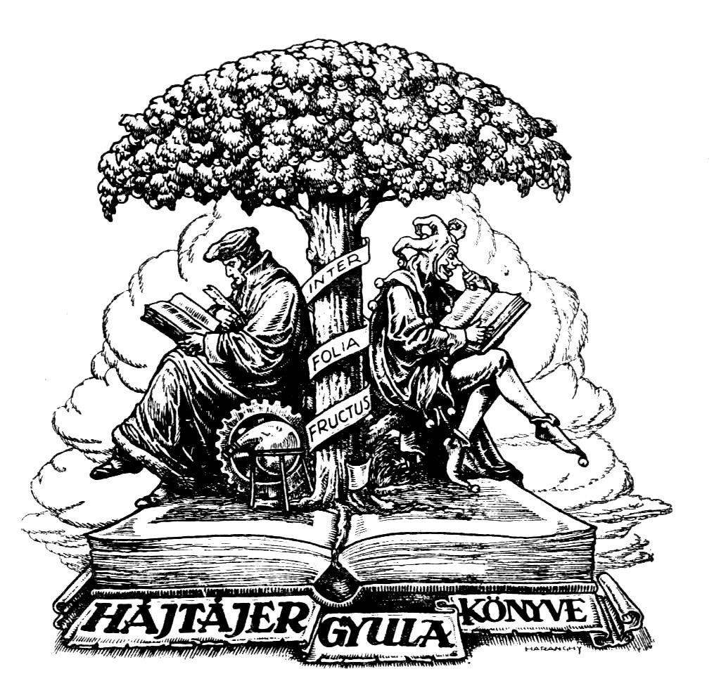 Haranghy Jenő grafikája (1938), Vastagh/H/27