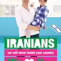 A szeretet kampánya - Israel loves Iran (and back)
