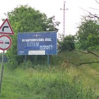 Budakeszi határában (június 9-én)