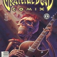 Rock & comics: Grateful Dead