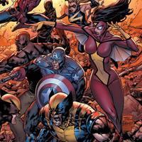Képregényfesztivál-szemle, 2. rész: néhány Marvel-kiadvány