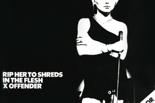Blondie: Rip Her to Shreds