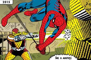 Marvel, Marvel és Marvel