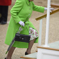 Erzsébet királynő erős zöldben ment a saját szülinapi bulijára!