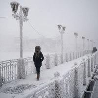 Fáztál reggel? Akkor mutatjuk a világ leghidegebb faluját!