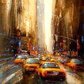 Csak egy taxis története New Yorkból...