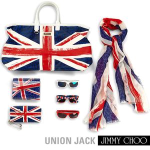 Jimmy Choo Union Jack kollekció