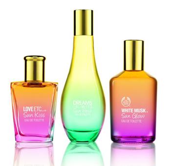 Nyerjél a The Body Shop új, nyári illataiból egy üveggel!