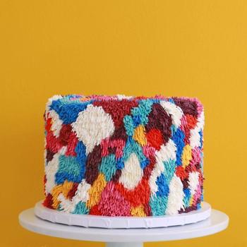 Szőnyeg? Vagy torta?