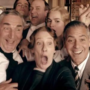 George Clooney, a Downton Abbey és a jótékonyság