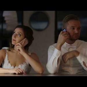 Ez az esküvői videó zseniális lett!