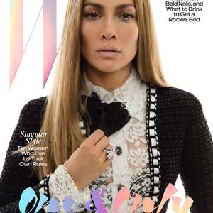 Jennifer Lopez nagyon más