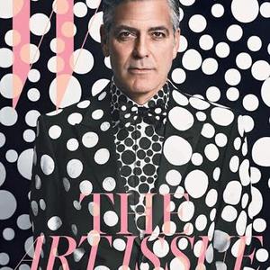 Clooney lement kutyába