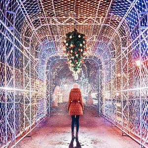 Moszkva karácsonya mesés