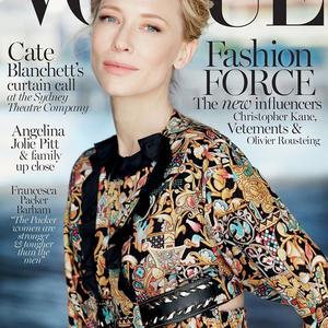 Cate Blanchett ausztrálul