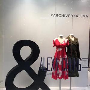 Az Alexa Chung kollekciója már igen stílusosan meg is érkezett!