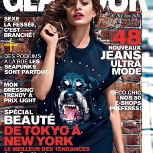 Eva Mendes a Glamourban