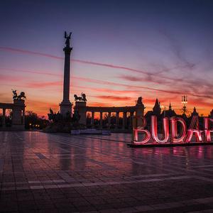 Budapest fényei, amire 5 évet várt a fotós