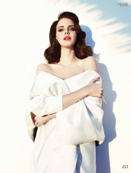 Lana megint divatos