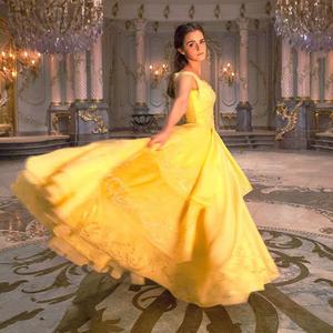 Ilyen lesz Emma Watson a Szépség és szörnyetegben