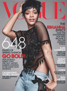 Rihanna harmadszorra