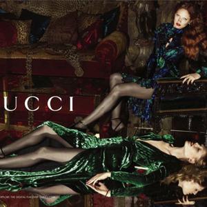 Gucci ősz - glam és gótika egyben
