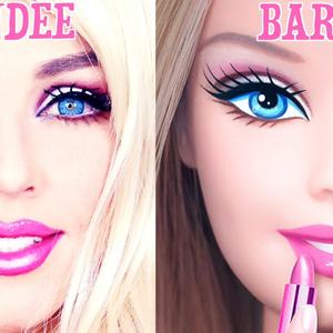 Amennyiben Barbie szeretnél lenni, így tedd!