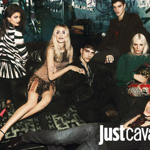 Just Cavalli glam...