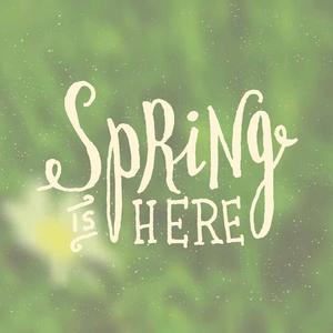 Spring is here, de erő van-e hozzá?