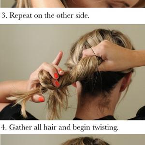 A vizsgaidőszak frizkója
