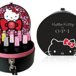Hello Kitty, így köszön majd az OPI 2016-ban!