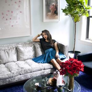 Egy Chanel kattant ügynök otthona