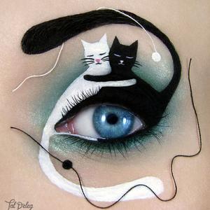 Macskás szemet szeretnél? Na, akkor ezt figyeld!