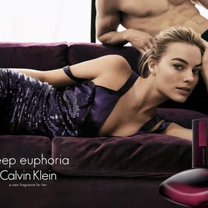 Margot Robbie Pesten steaket evett és az új Calvin Klein kampányban szerepel