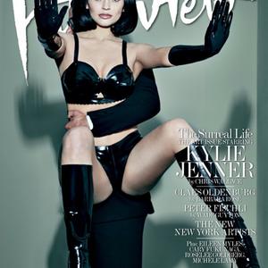 Kylie Jenner a guminő