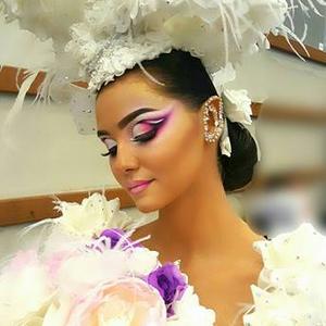 A magyar sminkes történelmet írt, Európa bajnok esküvői sminkben!