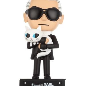 Karl Lagerfeld miniben