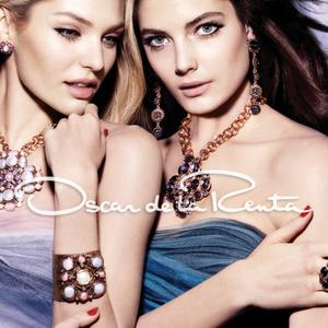 Luxus (márka) arc lett Candice Swanepoel