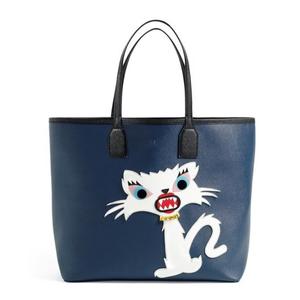 Már megint a Lagerfeld macska!