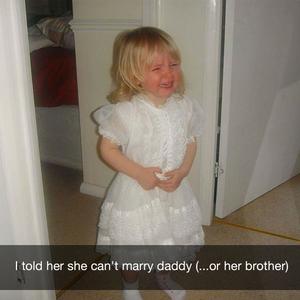 A gyerekek néha fura okból borulnak ki