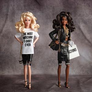 Moschino saját Barbie babára váltott