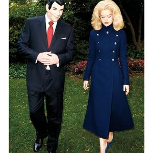 Margaret Thatcher a Harper's-ben
