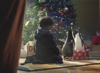 Az idei legcukibb karácsonyi hirdetés