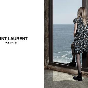 Cara Delevingne és a Saint Laurent
