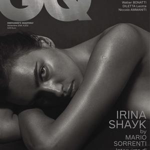 Irina Shayk teste elképesztően szép